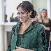 Meghan Markle de sortie : subtil hommage mode au Canada avec le prince Harry