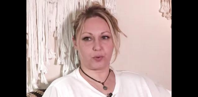"""Jessica Marquez (40 ans) évoque son hypothyroïdie lors d'un entretien avec """"Closer"""", le 12 mars 2019."""