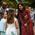 La princesse Mary de Danemark à Houston le 12 mars 2019
