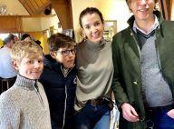 Tessy et Louis de Luxembourg : Divorcés apaisés, réunis avec leurs enfants