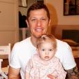 Jean-Edouard Lipa et sa fille Victoire - Instagram, 17 février 2019