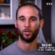 """Maxime, candidat de """"Koh-Lanta, la guerre des chefs"""" (TF1)."""