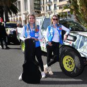 Sophie Tapie : La fille de Bernard Tapie, pilote de rallye surexcitée !