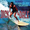 Les pochettes d'albums de Dick Dale.
