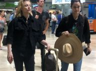 Chloë Grace Moretz : Retour de vacances avec sa supposée chérie Kate Harrison