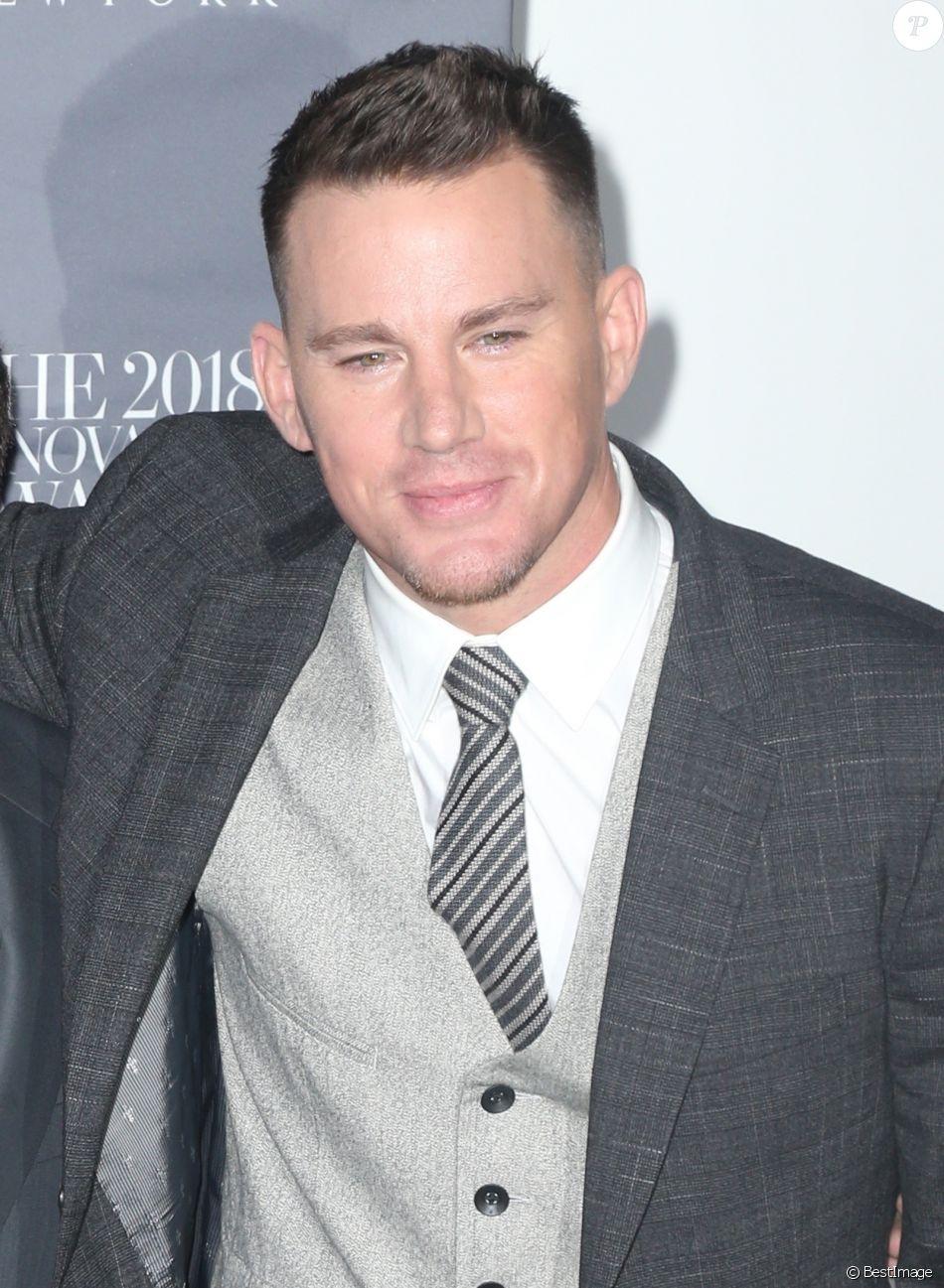 Channing Tatum à New York, le 7 novembre 2018.