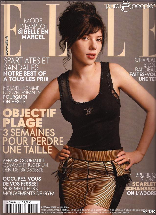 Quand Scarlett Johansson ressemble à Isabelle Mergault... Scarlett Johansson Divorce