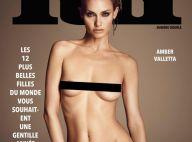 Amber Valletta : Topless à 45 ans, le top model séduit