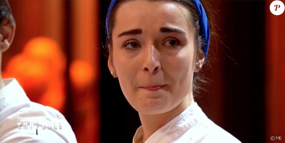 """Camille - """"Top Chef 2019"""" sur M6, le 27 mars 2019."""