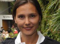 Estelle Denis et Virginie Ledoyen : deux rayons de soleil à Roland-Garros...