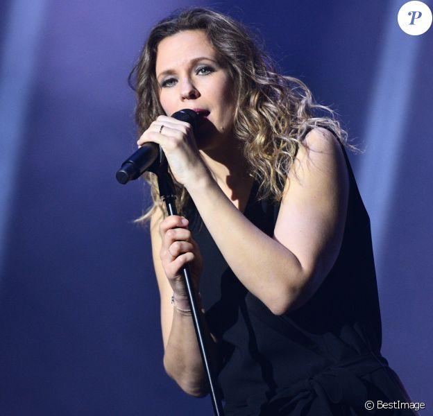 Exclusif - Lorie (Laure Pester) en concert au Trianon à Paris le 9 mars 2019. © Giancarlo Gorassini/Bestimage