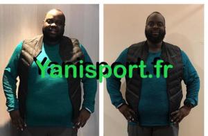 Issa Doumbia a encore perdu du poids : son nouvel avant/après est bluffant !