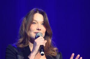 Carla Bruni-Sarkozy : Sa fille Giulia, adorable princesse gourmande