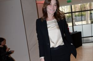 Carla Bruni-Sarkozy : Sa fille Giulia, adorable princesse gourmande