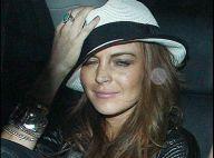 Lindsay Lohan : Après une soirée bien arrosée... elle n'est vraiment plus toute fraîche !