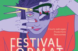 Damien Bonnard et Philippe Rebbot : Parrains du 1er festival Format Court