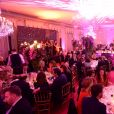 Exclusif - Gala au profit de la fondation Pompidou,organisé et financé par Olivier et Natacha Dassault ainsi que Monique Pozzo Di Borgo,à l'hôtel Marcel Dassault à Paris, France, le 28 mars 2019. © Rachid Bellak-LMS/Bestimage