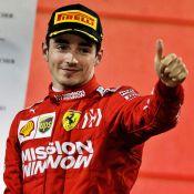 Charles Leclerc : Le chouchou de la F1 en couple, premier podium avec Ferrari
