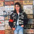 Michael Jackson en 1990.