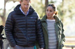 Meghan Markle enceinte : shopping surprise à Londres avec Harry