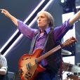 Tom Petty and The heartbreakers en concert au Sound Advice Amphitheater à Palm Beach en Floride, le 8 Juin 2005.