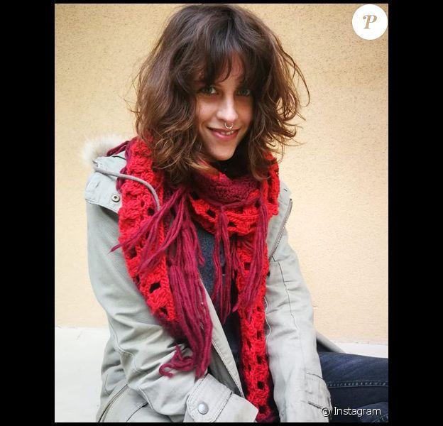 """Athéna Zelcovich, qui interprète le rôle de Jenny Chanez dans """"Plus belle la vie"""" (France 3), fera prochaiement son retour dans la série."""