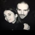 Jérémy Chatelain et sa fille Annily, le 16 janvier 2019.