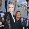Nicole Kidman et son mari Keith Urban - 54ème cérémonie des Academy of Country Music Awards au MGM Grand Hotel & Casino à Las Vegas dans le Nevada le 7 avril 2019.