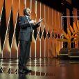 Edouard Baer (maître de cérémonie) - Cérémonie d'ouverture du 71ème Festival International du Film de Cannes, le 8 mai 2018. © Borde-Jacovides-Moreau/Bestimage