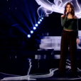"Laure dans ""The Voice 8"" le 13 avril 2019 sur TF1."