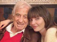 Jean-Paul Belmondo fête ses 86 ans : Tendre photo avec sa petite-fille