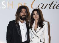 Monica Bellucci et Nicolas Lefebvre : Couple sublime à Paris pour Cartier