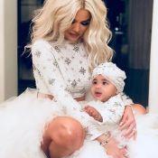 Khloé Kardashian, sa fille True fête ses 1 an : les plus belles photos du bébé