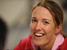 La championne de tennis Justine Henin, héroïne de théâtre pour... Michèle Bernier !
