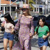 Laeticia Hallyday repart au Vietnam avec Jade et Joy, loin des critiques