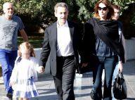 """Carla Bruni séparée de Giulia pendant quelques jours : sa grande """"aventure"""""""