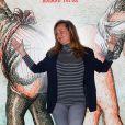 """Julie Ferrier - Photocall de la 2ème cérémonie de remise de prix """"Les Topor 2 : Les prix de l'inattendu"""" au théâtre du Rond-Point à Paris le 15 avril 2019. © CVS/Bestimage"""