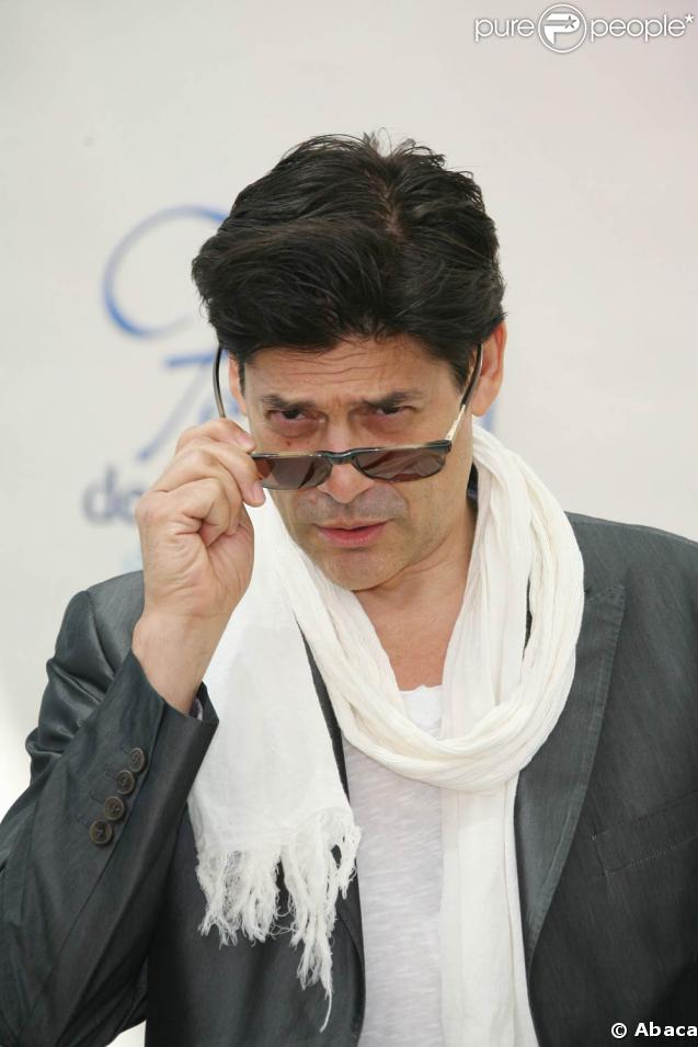 """Georges Corraface au Festival de Télévision de Monte-Carlo pour """"Disparitions, retour aux sources"""""""