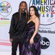 Ty Dolla Sign et sa compagne Lauren Jauregui à la soirée 2018 American Music Awards au théâtre Microsoft à Los Angeles, le 9 octobre 2018.