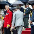 """Le Prince Christian à son père Frédérik de Danemark : """"J'veux pas y alleeeeer"""""""