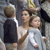 Christian et Isabella, les enfants de la Princesse Mary de Danemark, ont tenté de s'échapper lors de l'anniversaire de leur grand-père !