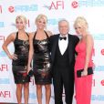 Hugh Hefner et ses copines