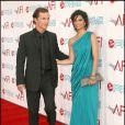 Matthew McConaughey et sa superbe compagne Camilla Alves à la soirée AFI donnée en l'honneur de Michael Douglas
