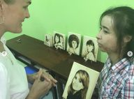 """Laeticia Hallyday """"très touchée"""" : elle reçoit un cadeau au Vietnam..."""
