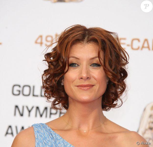 Kate Walsh lors de la cérémonie de clôture du festival de Monte-Carlo, le 11 juin 2009