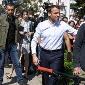 Brigitte et Emmanuel Macron au Touquet : agréable coupure en famille