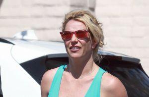 Britney Spears internée : Première sortie de l'hôpital, blafarde et abattue