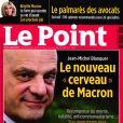 """Magazine """"Le Point"""" en kiosques le 25 avril 2019."""