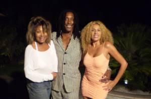 Lesly du Loft 2 : Elle est la belle-fille de Tina Turner... pourtant elle ne s'arrange pas !!! Ecoutez !