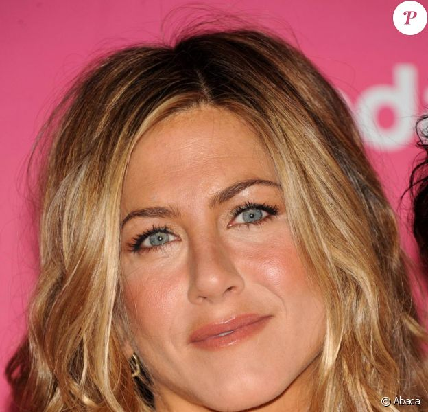 Jennifer Aniston lors des Women In Film 2009 Crystal and Lucy Awards à Los Angeles, le 12 juin 2009